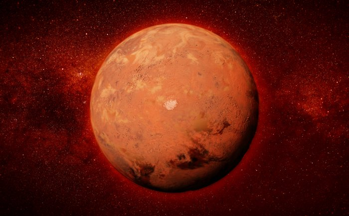Why so obsessed with Mars